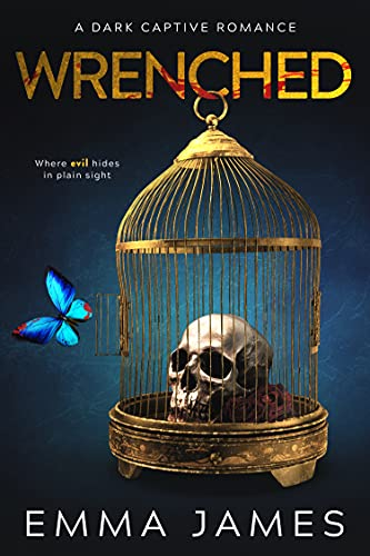 Wrenched: An Age Gap Dark Captive Romance (HB Book 1)