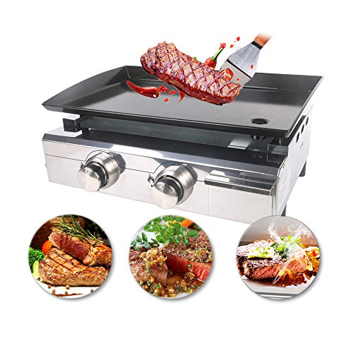 WXJHA Japanese BBQ Grill Indoor Uniform Heating Easy to Clean Electric Egg Frying Pan Panini Sandwich Maker Bread Oven Plate