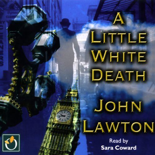A Little White Death cover art