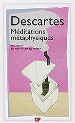 Méditations métaphysiques - Objections et Réponses de René Descartes