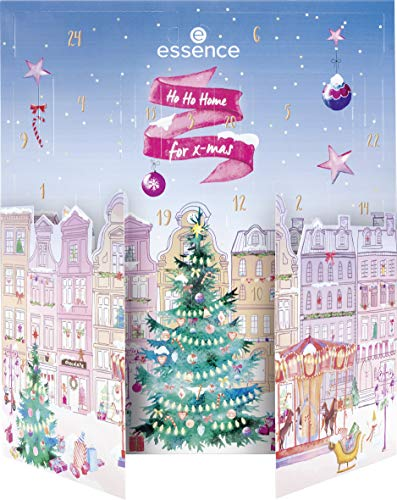 essence | 2020 Advent Calendar Ho Ho Home for X-mas | Countdown to Christmas | 24 Gifts in One