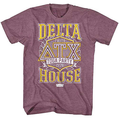 T-shirt Animal House- Delta House Toga Party L - Rouge (Kandinsky)