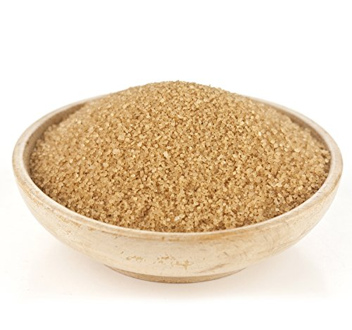 Bulk Raw Cane Sugar, 5 Lb. Bag