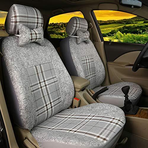 passend für alle Seat Modelle 5 Kopfstützenbezüge