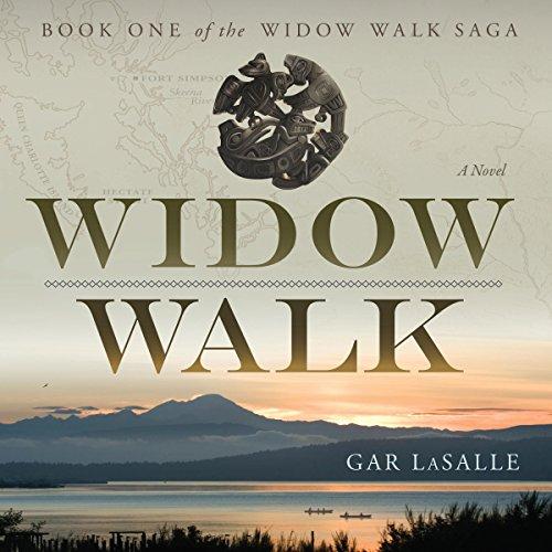 Widow Walk audiobook cover art