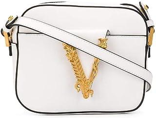 Versace Luxury Fashion Damen DBFH312D5VITK0AOT Weiss Schultertasche  
