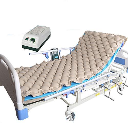 CYYYY Materasso ad Aria Medicale, A Pressione Alternata Materasso Gonfiabile con Pad e Sistema di Pompa Elettrica for Letto di Ospedale o Home Bed