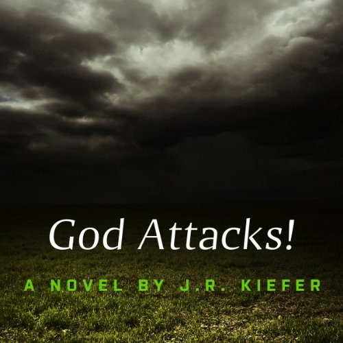 God Attacks! audiobook cover art