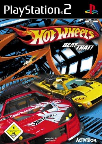 Activision  Hot Wheels: Beat That!, PlayStation 2