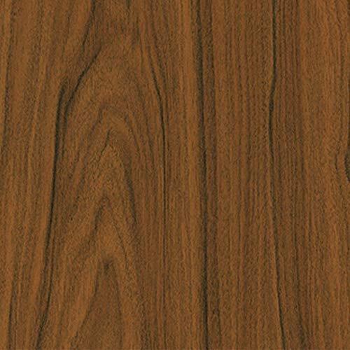 7,1€/m² Möbelfolie d-c-fix Holzfolie Nussbaum mittel 67,5cm Breite Laufmeterware selbstklebende Klebefolie Folie Holz Dekor