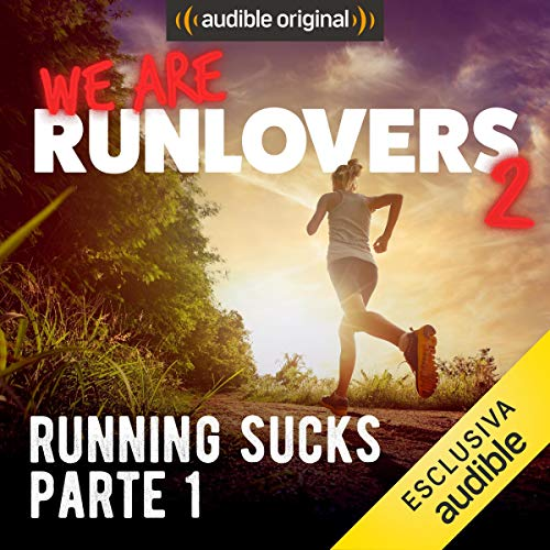 Running sucks 1 copertina
