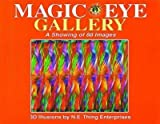 Magic Eye Gallery: A Showing of 88 Images : A Showing of 88 Images(Paperback) - 2003 Edition