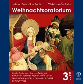 J.S. Bach - Weihnachtsoratorium (Christmas Oratorio, BWV 248)