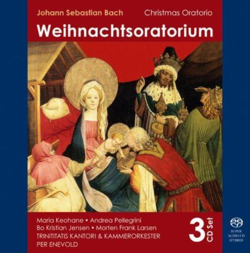 Trinitaris Kantori and Kammerorkester feat. Per Enevold