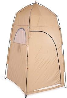 Carpa de privacidad, Plegable con Mochila Tienda Portable Impermeable de protección Solar for Plato de Ducha al Aire Libre Sala de privacidad Espacio Cambio Espacio de Almacenamiento WUTAO1