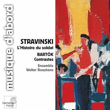 Stravinsky: L'Histoire du soldat