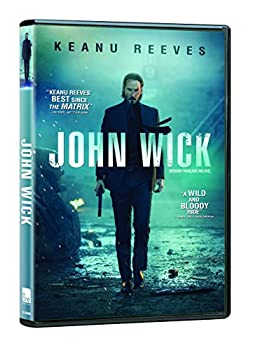DVD John Wick Book