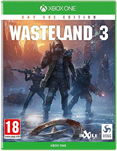 Wasteland 3 - Day One Edi