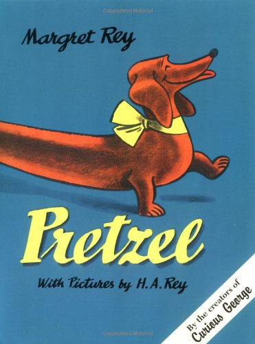 Pretzel Curious George