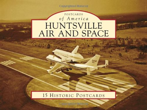 Huntsville Air and Space (Postcards of America)