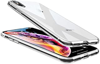 X-level for Apple iPhone xs (5.8 Inch) Anti-Slip Series Clear TPU Back cover case - Transparent