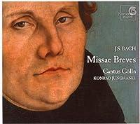 Bach - Missae Breves by Johann Sebastian Bach (composer) (2007-07-01)
