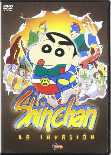 Shin Chan: La invasión [DVD]