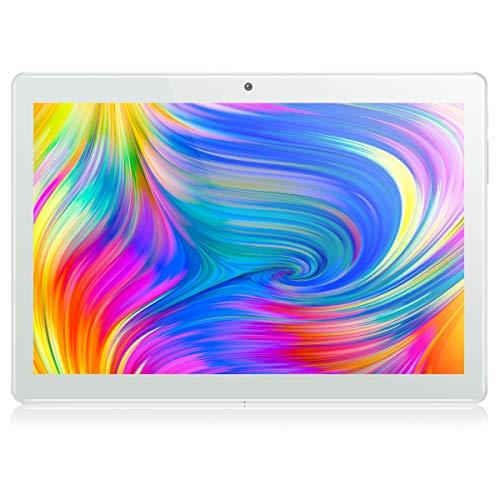 Tablet 10 Zoll Android 81 Padgene Tablet PC 3G Phablet mit 2 GB RAM 32 GB ROM 1280 x 800 GG Bildschirm Dual SIM Karten Slot Dual Kamera 2MP5MP WiFi entsperrt Bluetooth GPS