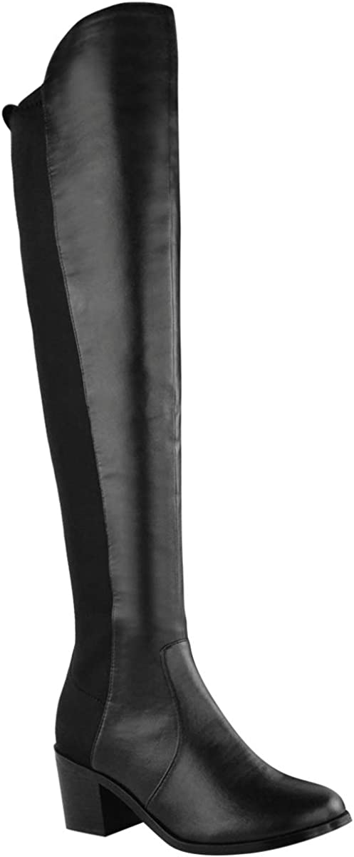 Fashion Thirsty Womens Over Max 66% OFF The Knee On Stretch service Pull Thigh High