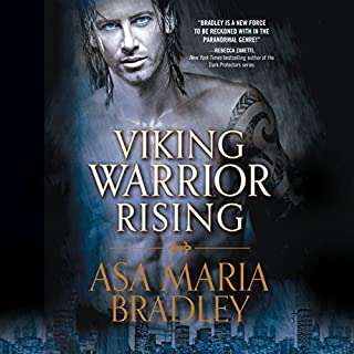 Viking Warrior Rising                   By:                                                                                                                                 Asa Maria Bradley                               Narrated by:                                                                                                                                 Lisa Flanagan                      Length: 8 hrs and 11 mins     104 ratings     Overall 4.1