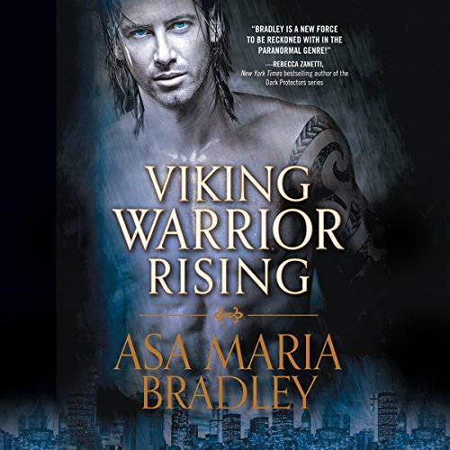 Viking Warrior Rising  By  cover art