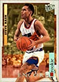 1996-97 Ultra #273 Steve Nash RC Rookie NBA Basketball Trading Card. rookie card picture