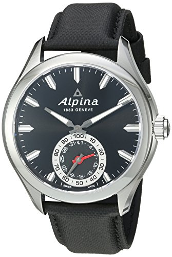 Our #9 Pick is the Alpina Men's Hybrid Smartwatch