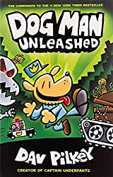 Cover of Dog Man Unleashed