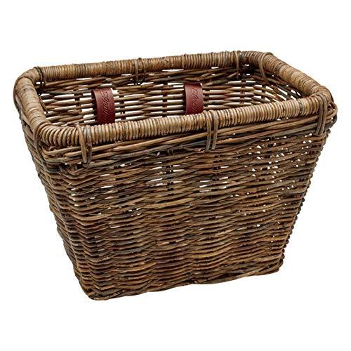 Electra Bicycle Electra Fahrradkorb Rattan Basket Rectangular, braun, Rectangular