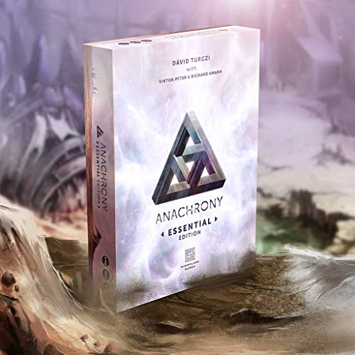 Mindclash Games Anachrony Essential Edition - English