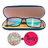 Gafas Daltonicos Enchroma,Fotometría Plana Gafas Correctivas Lente Protectora Trastorno Visión Color Para Reducir Los Dolores Cabeza Mejora Resolución Visión Color Macho Femenino
