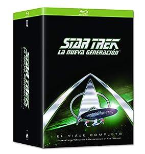 Star Trek: La Nueva Generación - Temporadas 1-7 [Blu-ray]