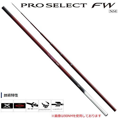 シマノ プロセレクト FW 85NM