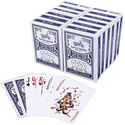 LotFancy Playing Cards, Poker Size …
