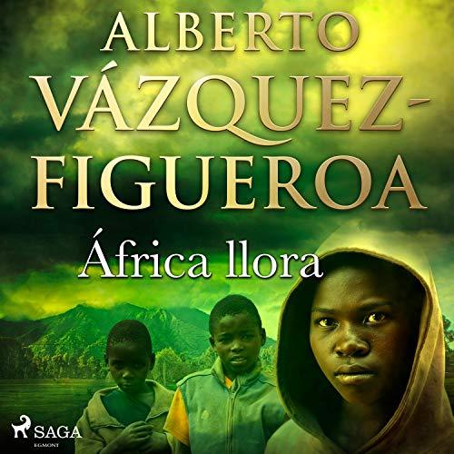 Diseño de la portada del título África llora