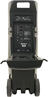 Anchor Audio Bigfoot with built-in Bluetooth, AIR wireless receiver & dual wireless mic receiver, BIG2-RU2