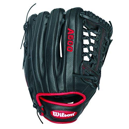Wilson A500 Baseball Glove, 12' Right hand throw