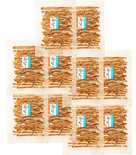 そのまま食べて香ばしいカルシウムの宝庫【炙りいわしスティックタイプ】95g×2袋を5セット企画