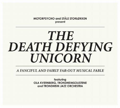 Motorpsycho & Stale Storlokken: Death Defying Unicorn (Audio CD)