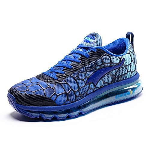 ONEMIX Laufschuhe Herren Leichte Sportschuhe Fitness straßenlaufschuhe Sneaker Gym Turnschuhe Freizeitschuhe Trainer Shoes 1096 40