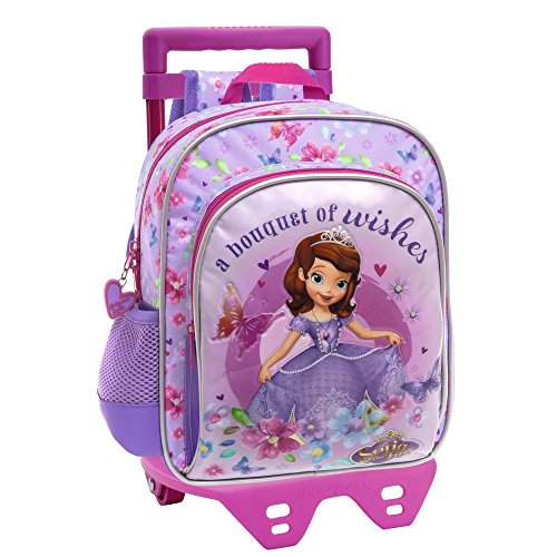 Disney 24121M1 Sofia Wishes Kinder-Rucksack, Lila