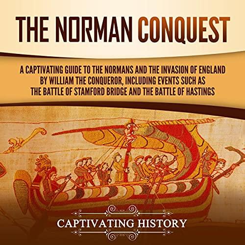 Page de couverture de The Norman Conquest