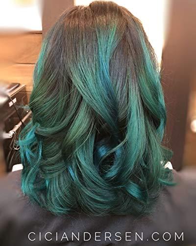 Ion Permanent Brights Creme Hair Color Emerald Emerald