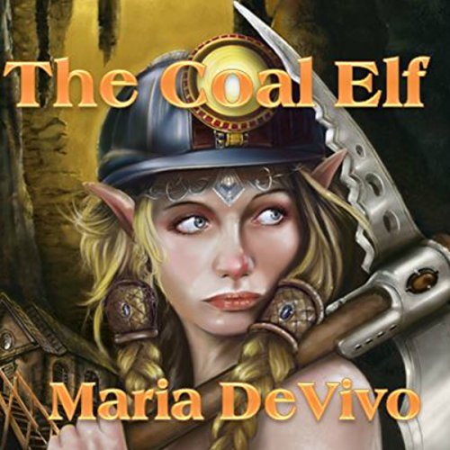 The Coal Elf audiobook cover art